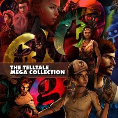 The Telltale Mega Collection (PS4) für 27,95€ (PSN)