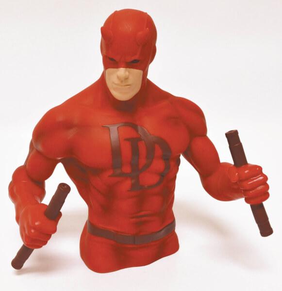 Offiziell lizenzierte Daredevil-Spardose