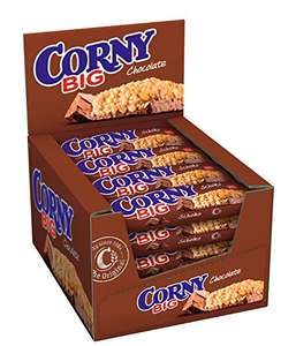 [Amazon Prime] Corny BIG Schoko, 24er Pack (24 x 50 g)