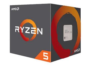 AMD Ryzen 5 1400, 4x 3.20GHz (8 Threads), 8MB L3-Cache, boxed
