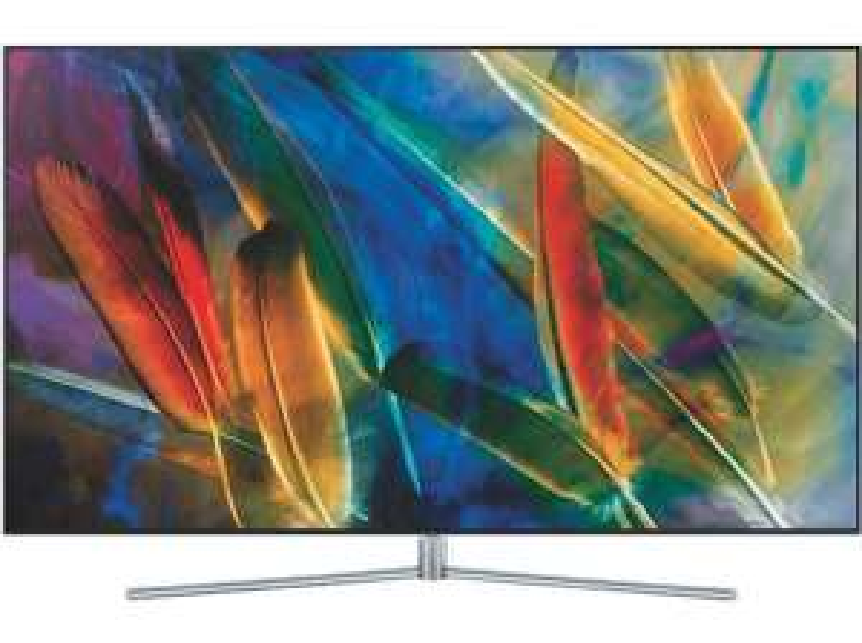 """TV Nacht bei Saturn z.B. Samsung QE65Q7F für 1788€ - 65"""" QLED UHD TV mit 10bit, 120Hz, HLG"""