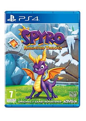 Spyro Reignited Trilogy (PS4 & Xbox One) für je 34,65€ (Base.com)