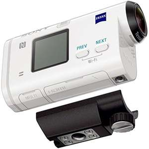 Sony HDR-AS200VR Remote Kit Action Cam (Gerät + Live-View-Fernbedienungskit)