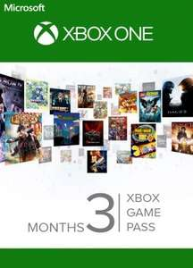 3 Monate Xbox Game Pass für 17,49€ (Instant Gaming & Press-Start)