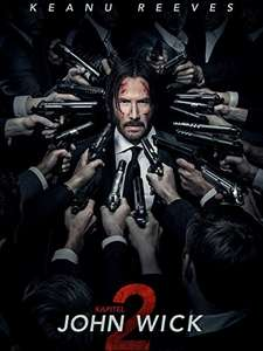 John Wick: Kapitel 2 in HD für 1,99€ leihen bei [Amazon]