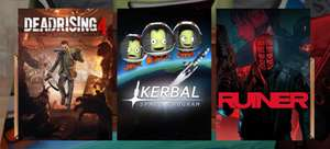 [Humble Monthly Bundle] [Steam] Dead Rising 4 + Kerbal Space Program + Ruiner