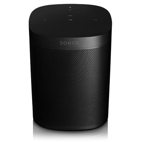 Sonos One - schwarz