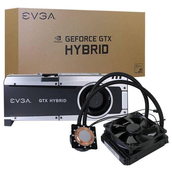 EVGA GTX 1070/1080 Hybrid Cooler Kit