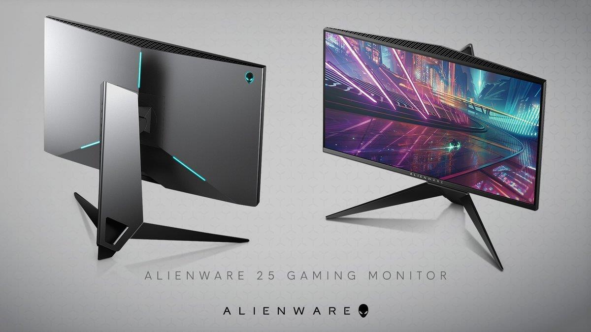 Dell AW2518H 24,5 Zoll Gaming Monitor mit 240hz und G-SYNC bei 1080p @ mtx-computer