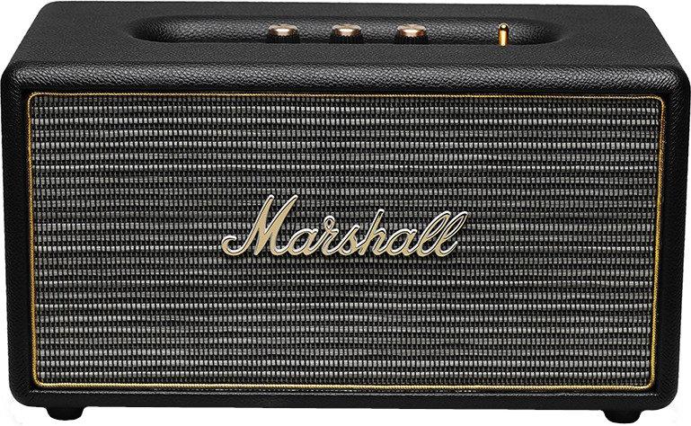 Marshall Stanmore Bluetooth Lautsprecher schwarz für 169,99€ bei Kauf über die App [brands4friends]