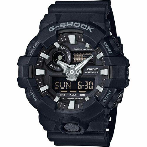 Casio G-Shock Herrenarmbanduhr GA-700-1BER