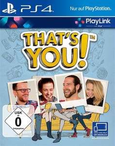 That's You (PS4) für 5,98€ inkl.Versand [Alternate.de]