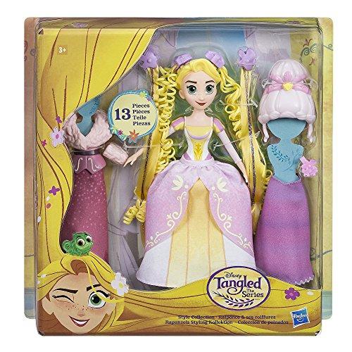 Hasbro Disney Rapunzel - Die Serie C1751EU4 - Rapunzels Styling Kollektion, Spielset 6,98 Euro bei Amazon