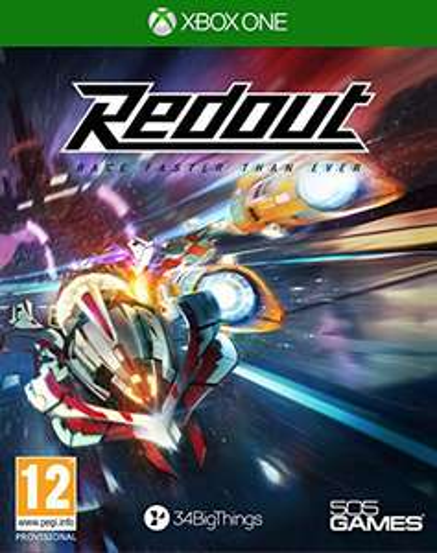 Redout Lightspeed Edition (Xbox One & PS4) für je 13,62€ (Amazon ES)