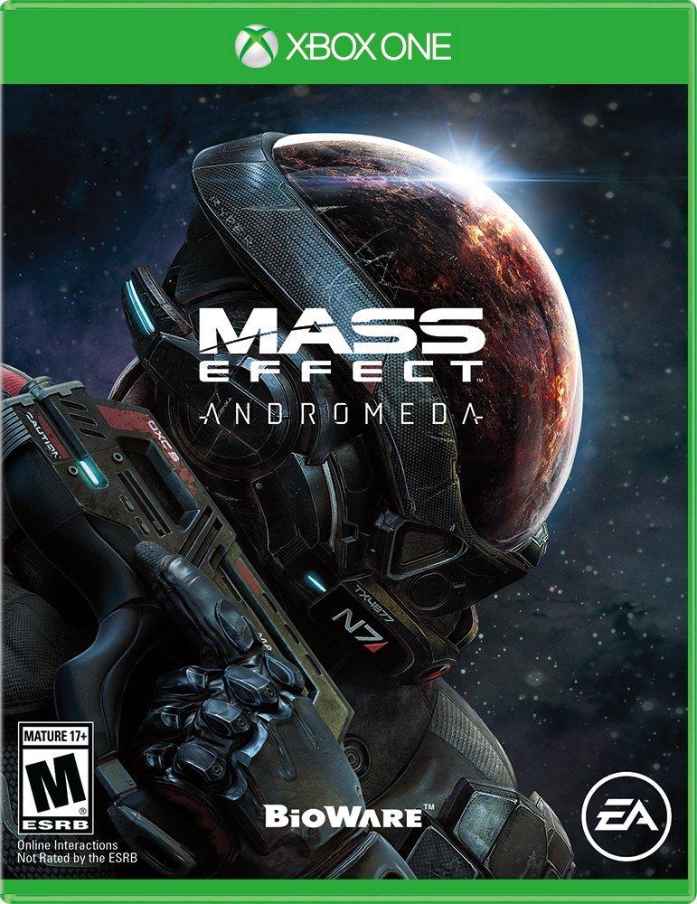 Mass Effect: Andromeda (Xbox One) für 14,11€ (Amazon US)