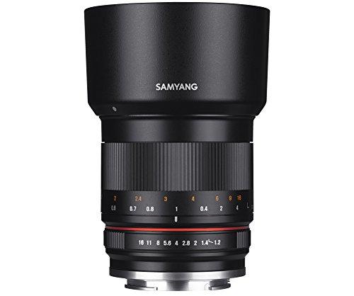 Samyang 50mm f1.2 UMC CS (Sony E) für 325,44€ [Amazon.es]
