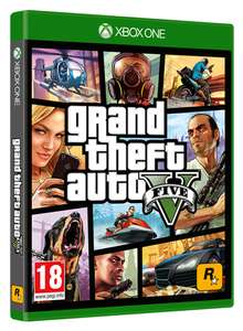 Grand Theft Auto V (GTA V) + $1.25m in game dollars (Xbox One und PS4)