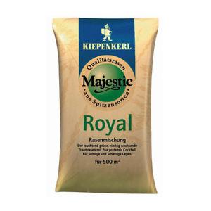 10 kg Rasensamen Kiepenkerl Majestic Royal