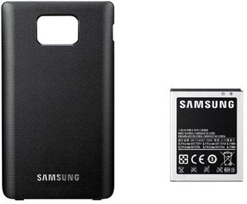 Original Samsung EB-K1A2EBEGSTD 2000 mAh Powerakku (schwarz oder weiß) für SGS2 20,98€