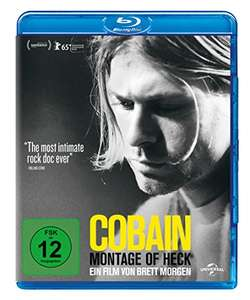 Cobain - Montage Of Heck (Blu-ray) für 6,45€ (Amazon Prime & Dodax)
