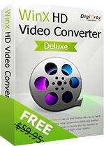 WinX HD Video Converter Deluxe V5.12.1 (kostenlose Lizenz)