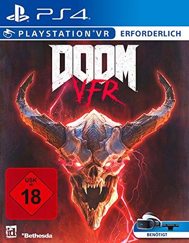 Doom VFR (PS4) & Fallout 4: Game of the Year Edition (PC/Retail Steam) für je 17,99€ versandkostenfrei (Saturn)