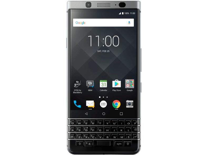BlackBerry KEYone (32GB) 4,5 Zoll, 3GB RAM, 12 Megapixel für 299€ [Mediamarkt]