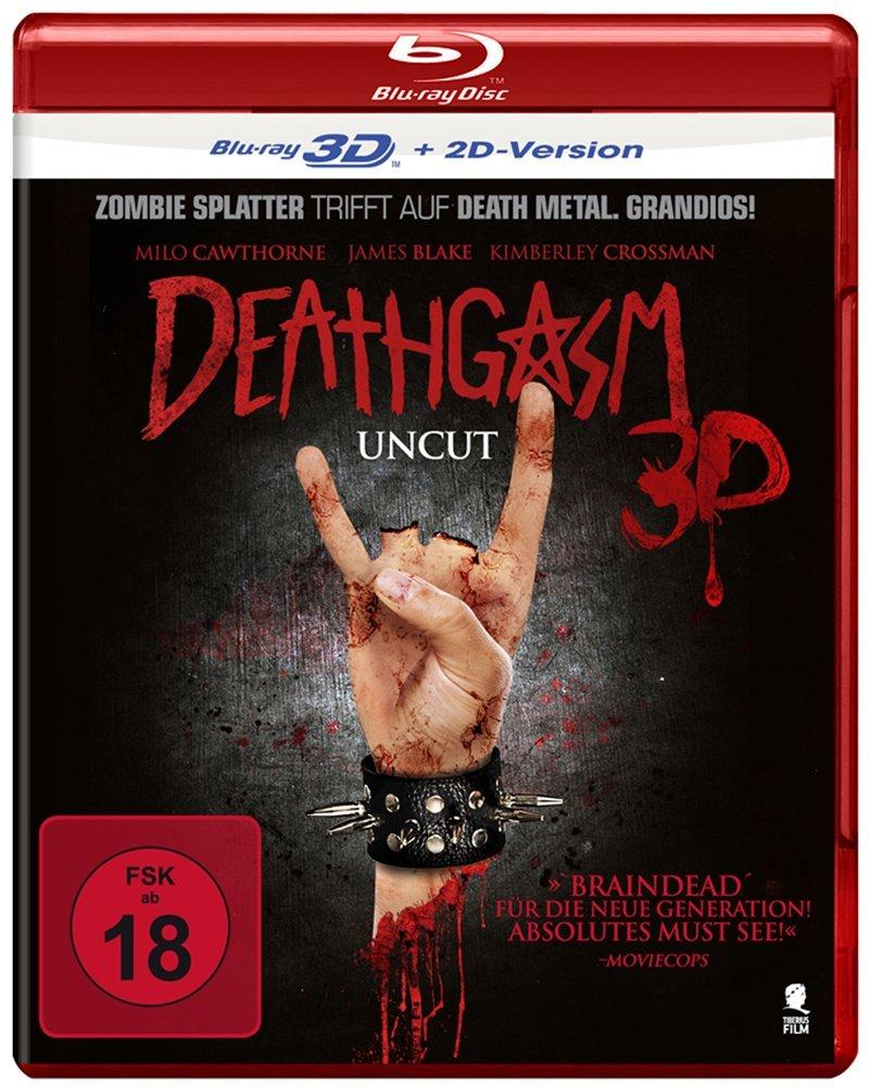 Deathgasm Uncut (3D Blu-ray + 2D) für 4,99€ versandkostenfrei (Saturn)