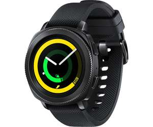 Samsung Gear Sport für 219€ bei Saturn - Android Watch, wasserdicht, GPS und MP3 Player