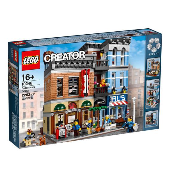 Galeria-Kaufhof Lego Detektiv Büro mit payback und Newsletter Gutschein 105,29€