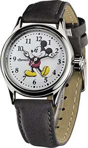 [watches2u UK] Absolute Kult-Damenuhr mit dem Mickey Mouse Zifferblatt - Disney-Klassiker by Ingersoll