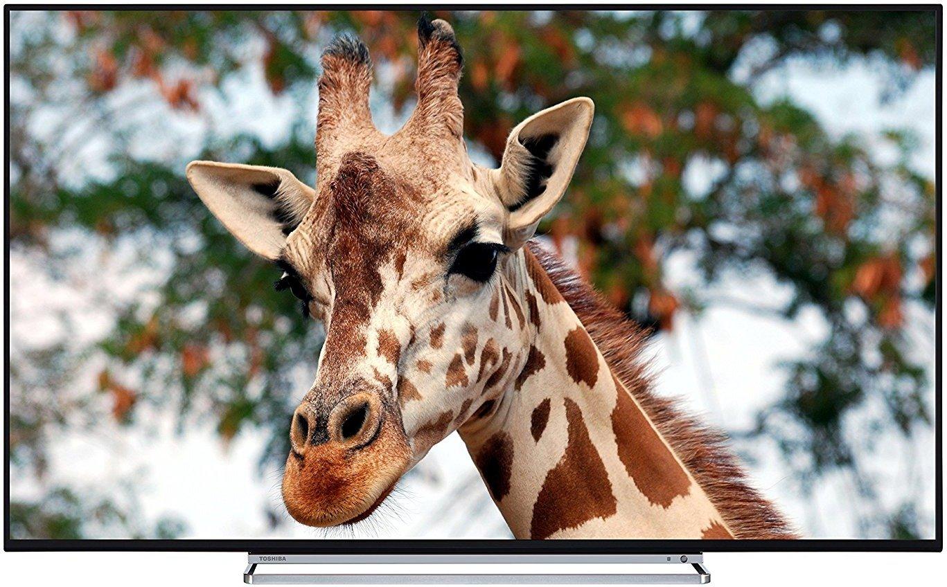 "TOSHIBA 4K Ultra HD-LED-TV 65U6763DA, 65"", A+ für 604,89€ nur über die b4f-App [Brands4friends]"