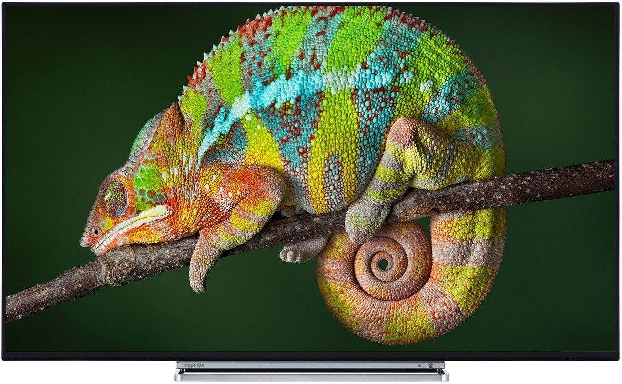 "TOSHIBA 4K Ultra HD-LED-TV 49U6763DA, 49"", A+ für 392,39€ nur über die b4f-App [Brands4friends]"