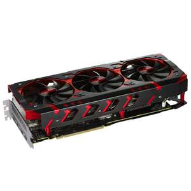 PowerColor Radeon RX Vega 64 Red Devil, 8192 MB HBM2 - caseking