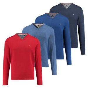 "Tommy Hilfiger Cashmere(8%)  Pullover ""Pima Cotton Cashmere"""