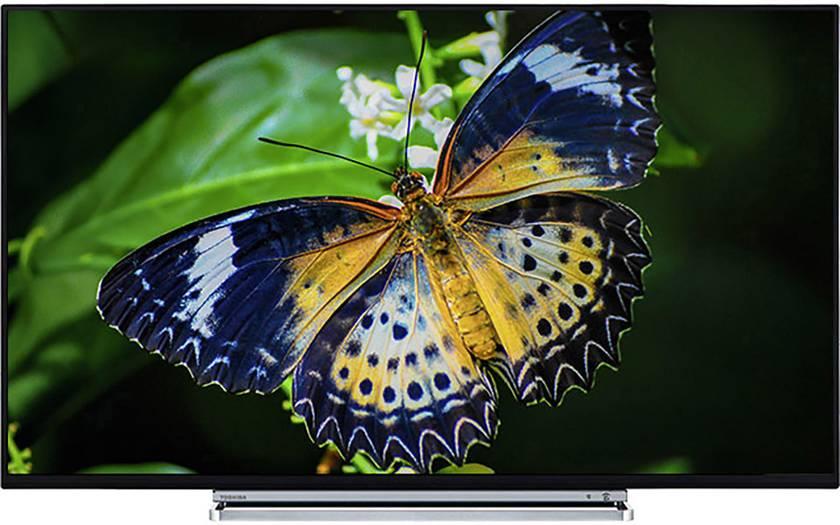 Toshiba 49V6763DA 49'' LED TV, 4K UHD, Triple Tuner, SmartTV, Netflix-Taste