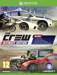 The Crew Ultimate Edition (Xbox One) für 14,75€ (ShopTo)