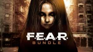 F.E.A.R. Complete Collection 1 - 3 & DLC (Steam) für 4,99€ (Fanatical)