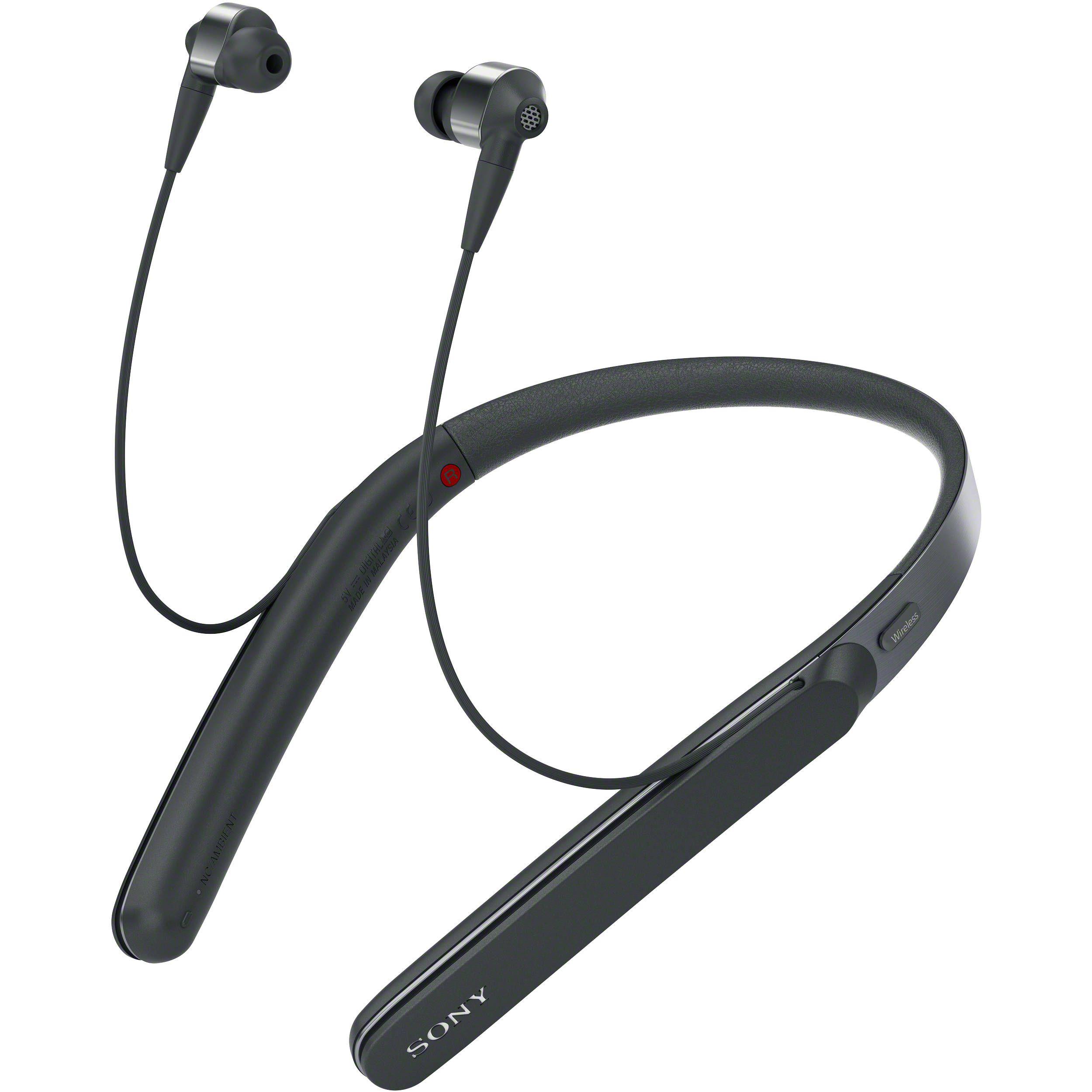 Sony wi-1000x In-Ear Kopfhörer mit Noise Canceling und 10 Stunden Akkukaufzeit