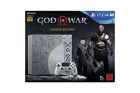 Playstation 4 Pro - God of War 4 - Limited Edition inkl. God of War 4 Day One Edition