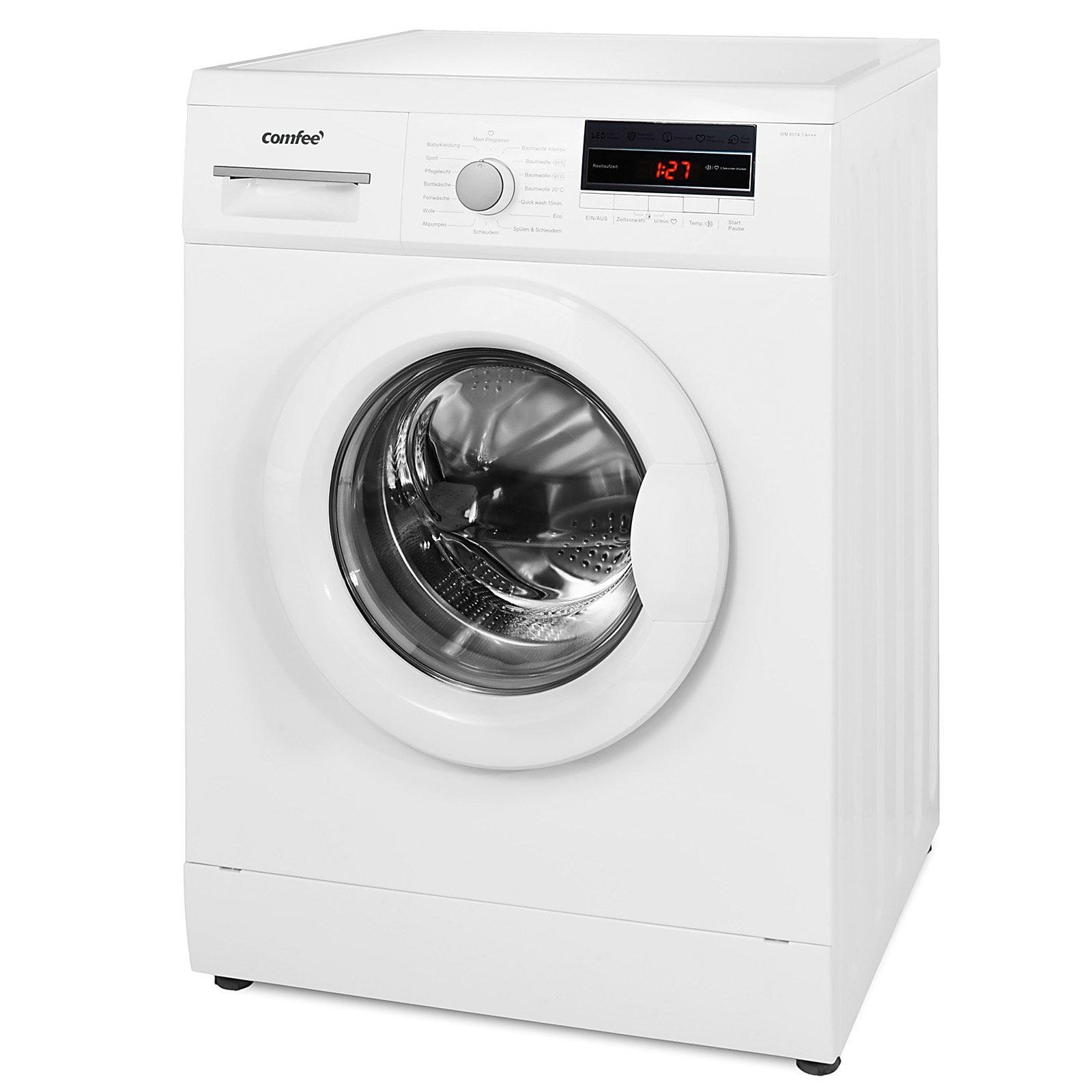 Waschmaschine mit 1400U/Min, Zeitvorwahl, Aquastop für bei ROLLER (bis Samstag 14.04.)