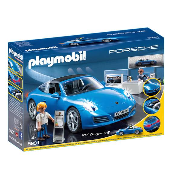 [Galeria] Playmobil Porsche 911 Targa 4S (5991)