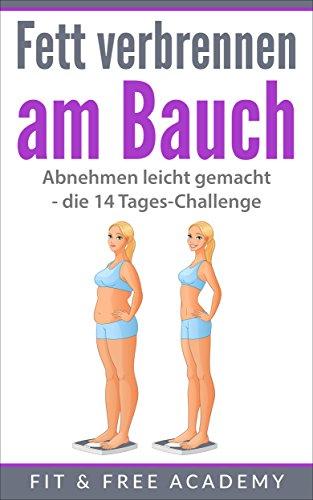 GRATIS Kindle E-Book: Fett verbrennen am Bauch