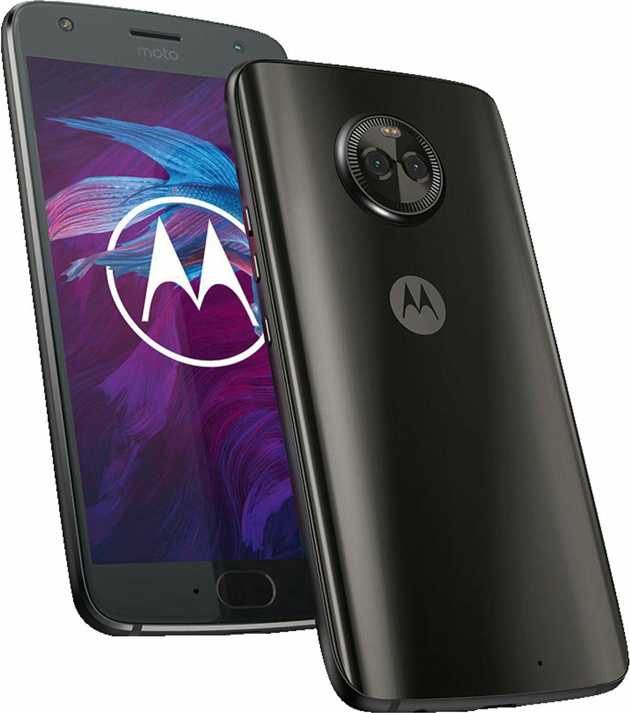 """Smartphone 5.2"""" Motorola Moto X4 - Full HD IPS, Snapdragon 630, RAM 4 GB, ROM 64 GB, Schwarz (Amazon.it)"""