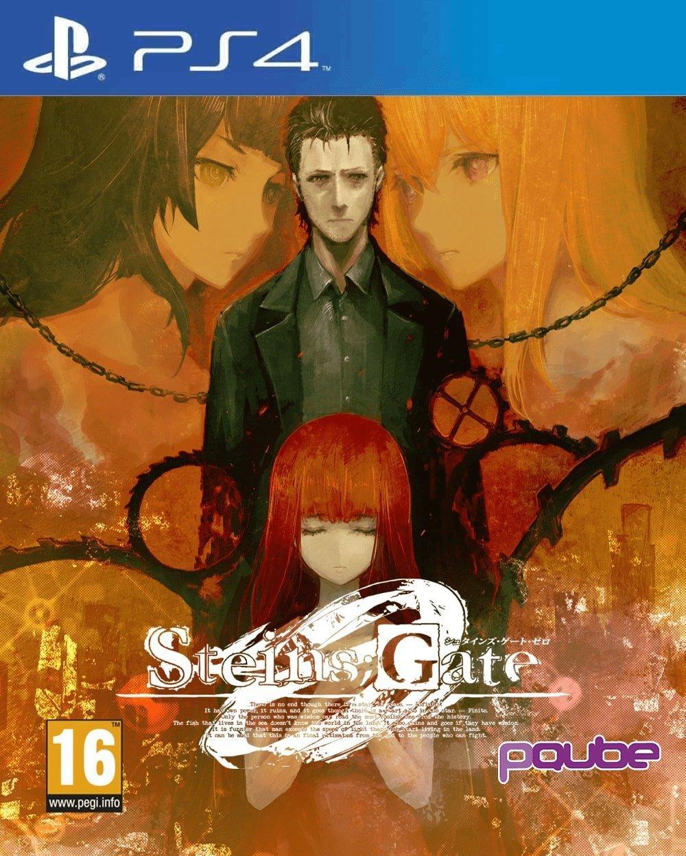 Steins;Gate Zero (PS4) für 13,92€ & Steins;Gate Zero Limited Edition für 13,56€ (Base.com)