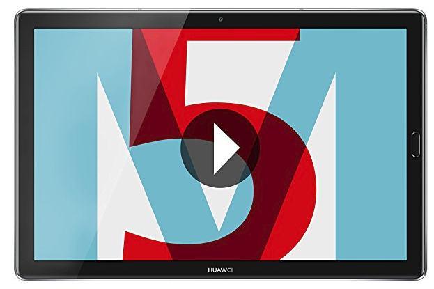 Huawei M5 10,8 Zoll Tablet inkl. LTE - Vermutlich Bestpreis seit Markteinführung