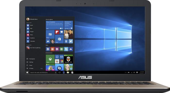 ASUS VivoBook F540LA (15,6'' FHD matt, i3-5005U, 8GB RAM, 128GB SSD, 1,9kg Gewicht) für 329€ [NBB]