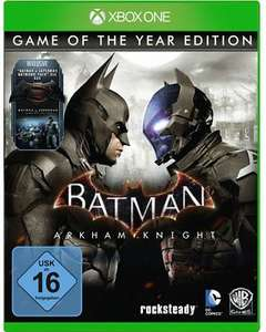 Batman: Arkham Knight Game of the Year Edition (Xbox One)
