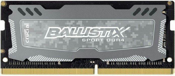 [NBB] Ballistix Sport LT DDR4 SODIMM - 8 GB, 2666 MHz, CL16