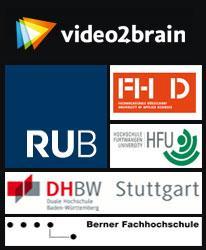 [LOKAL]Video2brain Lehrvideos für z.B RUB-Studenten/Mitarbeiter/Institute (BOCHUM)